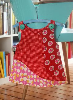 A sweet dress for a sweet little girl,