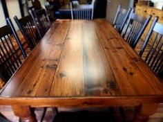 coating wood with epoxy resin epoxy resin kitchen table lovely dining room table finish farmhouse table Wood Slab Dining Table, Old Wood Table, Modern Dining Table, Rustic Table, Farmhouse Table, Dining Room Table, Barn Board Tables, Farm Tables, Rustic Furniture