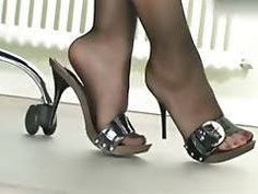 Image result for nylon toes close up