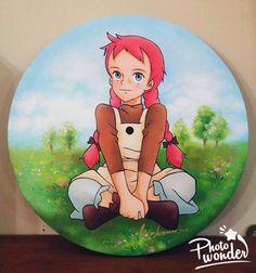 Old Anime, Anime Art, Manga Anime, Cartoon Drawings, Cute Drawings, Studio Ghibli Art, Anne Shirley, Holly Hobbie, Tole Painting