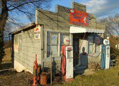 Galvin Wa Old Gas Stations Pinterest 1 Pixel