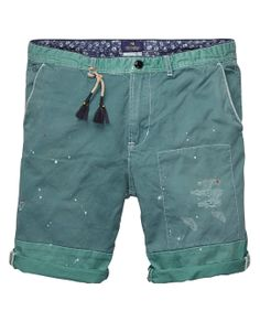 chino shorts - Scotch & Soda. For when I disney bound as peter.