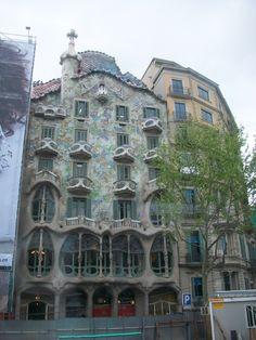 Barcelona. June 2000