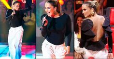 Look de Claudia Leitte no The Voice Brasil. Leia o post no Senhora Inspiração! Blog e saiba tudo sobre esta tendência para 2014. Inclusive onde comprar!