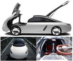Evolution: Super Eco friendly car
