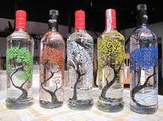 Resultado de imagem para garrafas