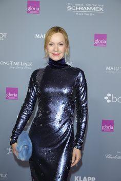 Katja Flint Photos Photos: Gloria - Deutscher Kosmetikpreis 2019 In Duesseldorf Cinema Actress, Celeb Style, Vip, Stage, Celebs, Actresses, Artists, Fashion, Celebrities
