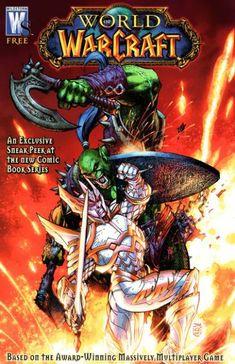 . Warcraft 1, World Of Warcraft, Fantasy Comics, Jim Lee, Super Powers, Book Series, New Image, Dc Comics, Comic Books