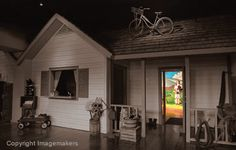 wizard of oz museum kansas | Oz Museum-yay we went there, disappointed there wasn't a yellow brick road though