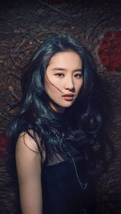 Liu Yifei is definitely one of the Asian faces to watch out for this year.