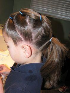 Puffy Braids #hairdos #hairstyles #hair