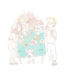 illustration, ilustración, children's illustration