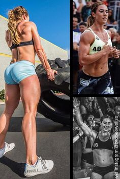 Learn how elite CrossFit athlete Brook Wells eats, trains, and lives to perform.