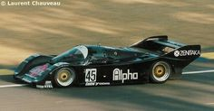 RSC Photo Gallery - Le Mans 24 Hours 1990 - Porsche 962 no.45 - Racing Sports Cars