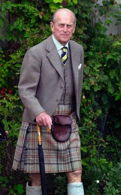Prince Philip The Duke of Edinburgh.