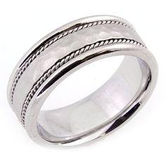 14 KT WEDDING RING