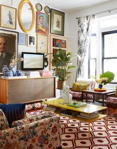A Brooklyn Home for a Growing Creative Family | Design*Sponge