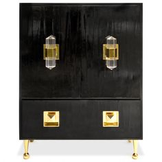 Jonathan Adler Crawford Cabinet in All New
