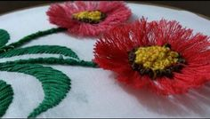 Nothing found for Embroidery Hand Embroidery Designs Hand Embroidery Stitches Tutorial Pom Pom Flower Stitch Embroidery Stitches Tutorial, Types Of Embroidery, Learn Embroidery, Hand Embroidery Patterns, Silk Ribbon Embroidery, Embroidery Techniques, Flower Embroidery, Embroidery Thread, Beginner Embroidery