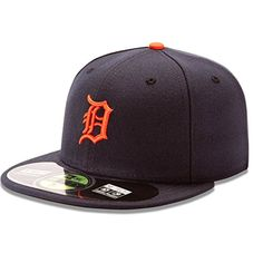 ded73285ae13bf Detriot Tigers 2008 Road On-Field 59FIFTY Cap / Hat http://allstarsportsfan