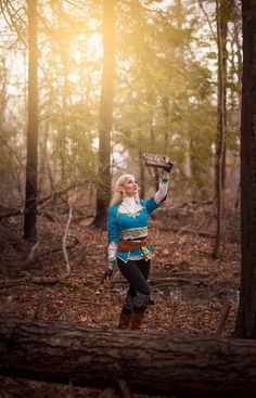 'Zelda: Breath Of The Wild' Cosplay Has Begun