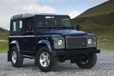 2013 Defender Land Rover