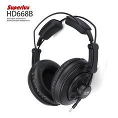 [GearBest] Superlux HD668B - $ 26,39 + Frete grátis
