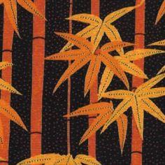 Gilded Bamboo | ScruffyQuilts - Handmade Supplies on ArtFire