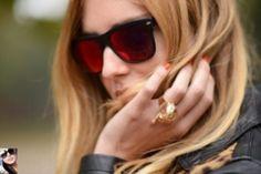 La bella Chiara Ferragni in Spektre Nesa sunglasses