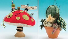 Pincushion designs from Pincushion Appeal