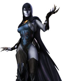 Raven DC Comics | Raven (Injustice: Gods Among Us) - DC Comics Database