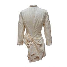 Alexander McQueen Jacket Tailcoat  Runway  '07
