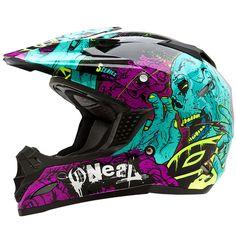 O'Neal Racing 5 Series Zombie Helmet
