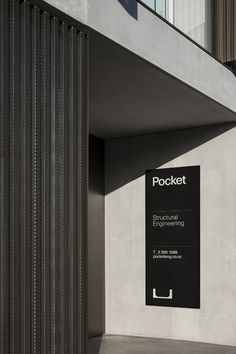 Pocket   Garbett Design Sistema Visual, Brand Symbols, Brand Architecture, Engineering Firms, Best Architects, Graphic Design Studios, Brand Guidelines, Brand Identity Design, Print Templates