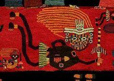Paracas, legado textil peruano es una muestra de 15 mantos que formaron parte de los fardos funerarios descubiertos y estudiados por el arqueólogo peruano Julio C. Tello....