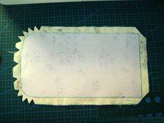 Folded Accordion Wallet Tutorial ~