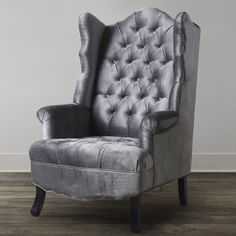 Found it at Wayfair - TOV Furniture Madison Wing Chairhttp://www.wayfair.com/TOV-Furniture-Madison-Wing-Chair-TOV-A35-TOVF1025.html?refid=SBP.rBAZEVRaUDa3b0N0kd6qAtjshTYUJEDvrUrBge3W5Eg