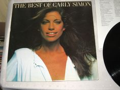 Carly Simon - The Best Of Carly Simon, Lp mint
