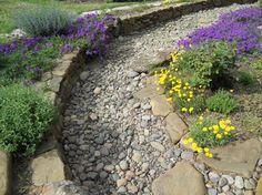 River Rock Garden | 7,859 river rock garden Traditional Home Design Photos