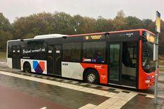 """Nieuwe lijnbussen in Eindhoven en regio, v.a.11sept2016; nieuwe naam: """"Bravo"""" Brabant vervoert ons; #eindhoven #openbaarvervoer #bus #lijndiensten"""