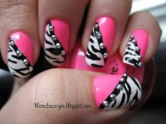 Would love to do this on my toes.  :)