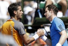 Murray leads British team for Davis Cup vs. Italy - THE WASHINGTON POST #Murray, #DavisCup