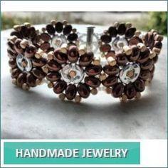 Xitin Beads & Jewelry   Xitin Beads & Jewelry Beads Online, Jewelry Bracelets, Handmade Jewelry, Floral, Rings, Flowers, Handmade Jewellery, Ring, Jewellery Making