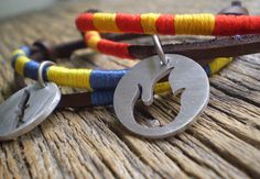 Team Fortress 2 class token bracelet made to order by MagpieHouse, $12.00