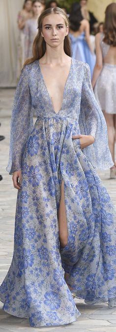 Luisa Beccaria Spring 2017 Ready-To-Wear Collection