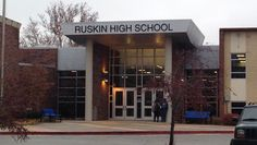 Police were called to Ruskin High School after a female student pulled a knife on another student, and some say it is part of a disturbing trend at the school.