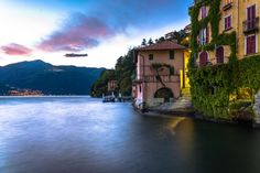 Photograph Lake Como Italy - Lakeview Nesso by Dennis Wehrmann on 500px