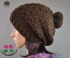 Finally found.  Flower hat tutorial oh.