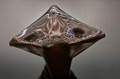 Bart Hess' Bizarre and Sinister Body-Modification Fashion