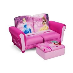 Disney 3 Piece Upholstered Set, Princess Connecting Sofa Couches and... ❤ liked on Polyvore featuring home, furniture, upholstery fabric furniture, disney furniture, fabric furniture, upholstered furniture and upholstery furniture
